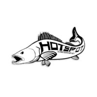 Hotspot Design Sticker | Zander | 60X33cm