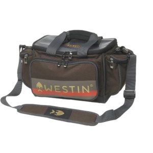 Westin W3 Lure Loader | Taška | 4 Boxes | Grizzly Brown/Black | Large
