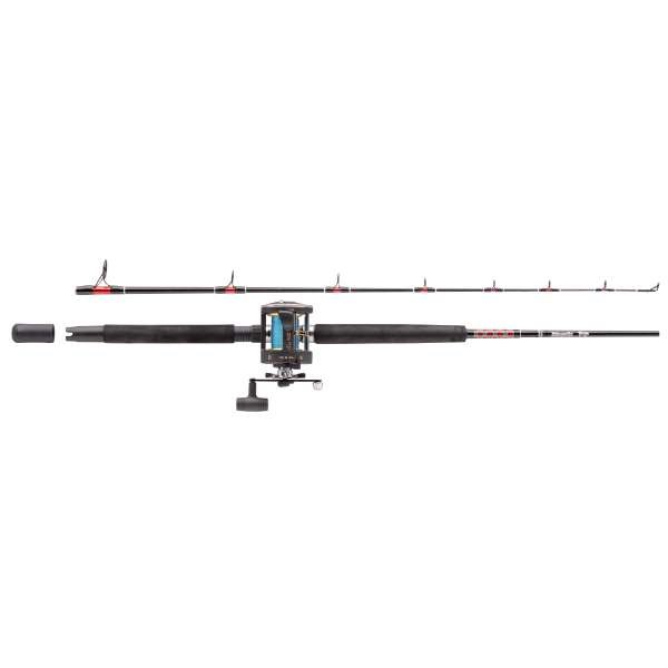 Abu Garcia Muscle Tip   MT602SWH / GT345 RH   Boot Combo