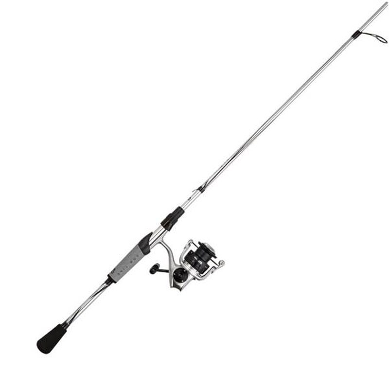 Abu Garcia Revo X Combo L Spin | Silver | 7ft | 5-15g | Canne Spinning | Ensemble
