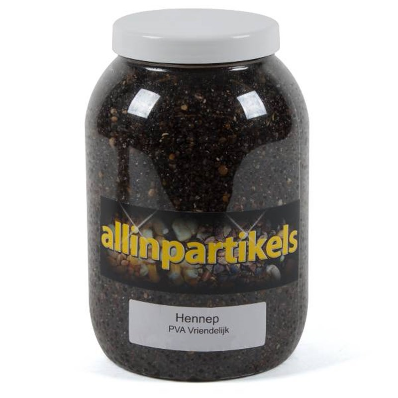 All-In Partikels Hennep in Pot | 2kg