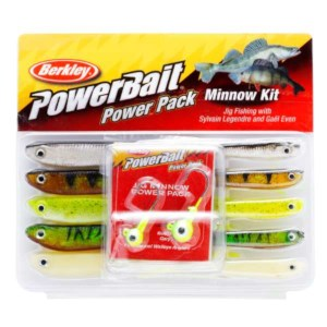 Berkley Powerbait Minnow Pro Pack | Shad