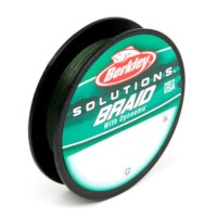Berkley Plecionka Solutions Braid 0.18mm 18.1kg 125m