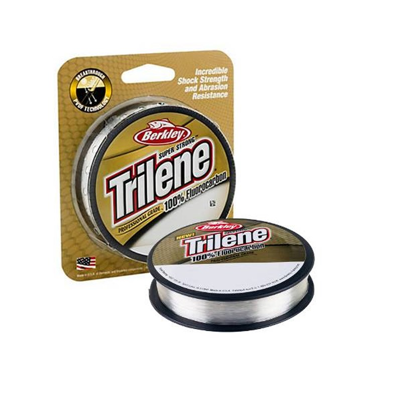Berkley Trilene Fluorocarbon | Clear | 0.15mm | 50m