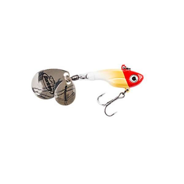 Berkley Pulse Spintail | Tailspin | Red Head | 5g | Poisson Nageur