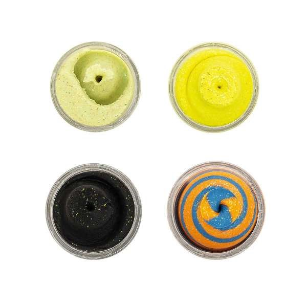 Berkley PowerBait Multi Pack | Summer | 4 Pcs | Pâte à Truite