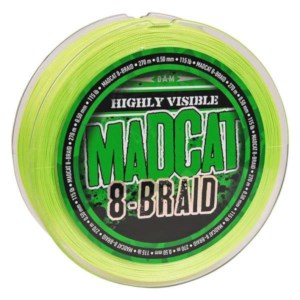 Madcat 8 Braid | Dyneema | 0.50mm | 270m