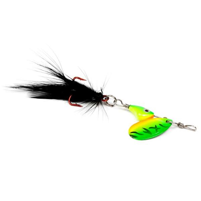DLT Trout Spin Fire Tiger