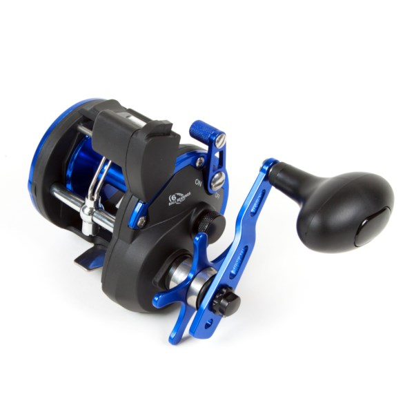 Eurocatch Fishing Multiplikator Domane Beastcounter Reel 4301LH z licznikiem