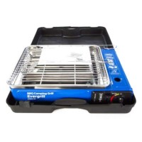 Evergrill BBQ Camping Grill | Incl. Transportkoffer
