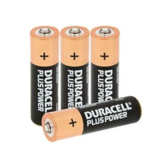 Duracell AA | Baterie | 4 kusy