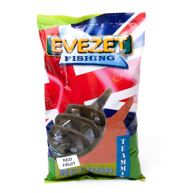 Evezet Methodmix Lokvoer | Red Fruit | 1kg