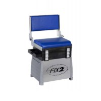 FIX-2 Seat Box 3501 Concept-BL With Back Rest   Zitkist