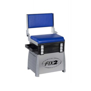 FIX-2 Seat Box 3501 Concept-BL With Back Rest | Zitkist