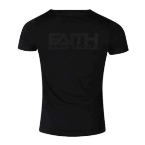 Faith T-Shirt | Black | Maat XL