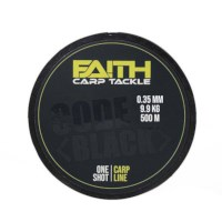 Faith Code Black One Shot | Vlasec | 500m | 0.35mm | 9.9kg