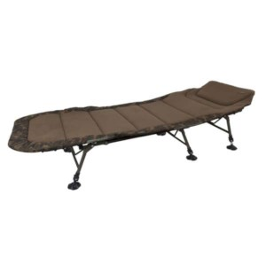 FOX Royale Camo Compact Bedchair R1 | Stretcher