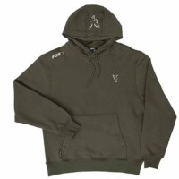 Fox Collection Green/Silver | Hoodie | Mikina | Velikost XL