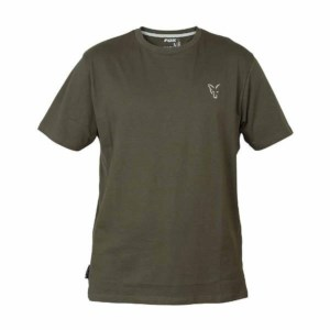 Fox Collection Green | Silver | Taille XXL | Tee-Shirt
