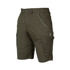 Fox Collection Green | Silver Combat Shorts | Taille L | Pantalon