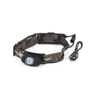 Fox Halo AL350C Headtorch | Latarka