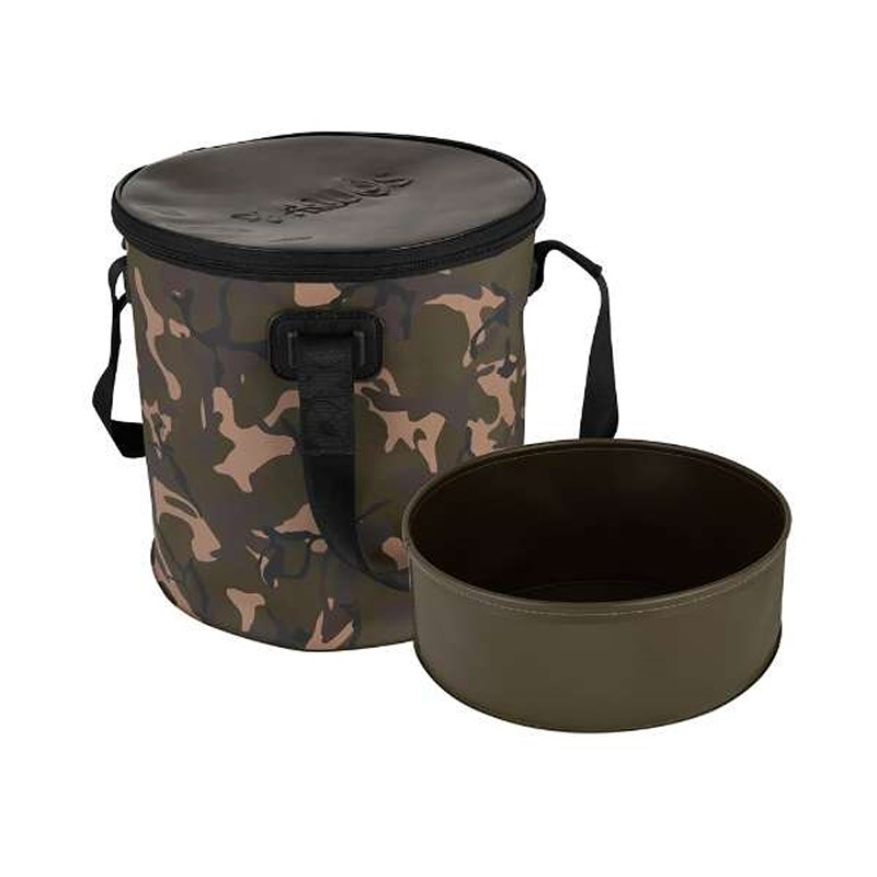 Fox Aquos Camolite | Bucket And Insert | Taška | 17L