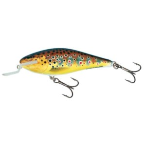 Salmo Executor Shallow Runner Wobler Trout 7cm
