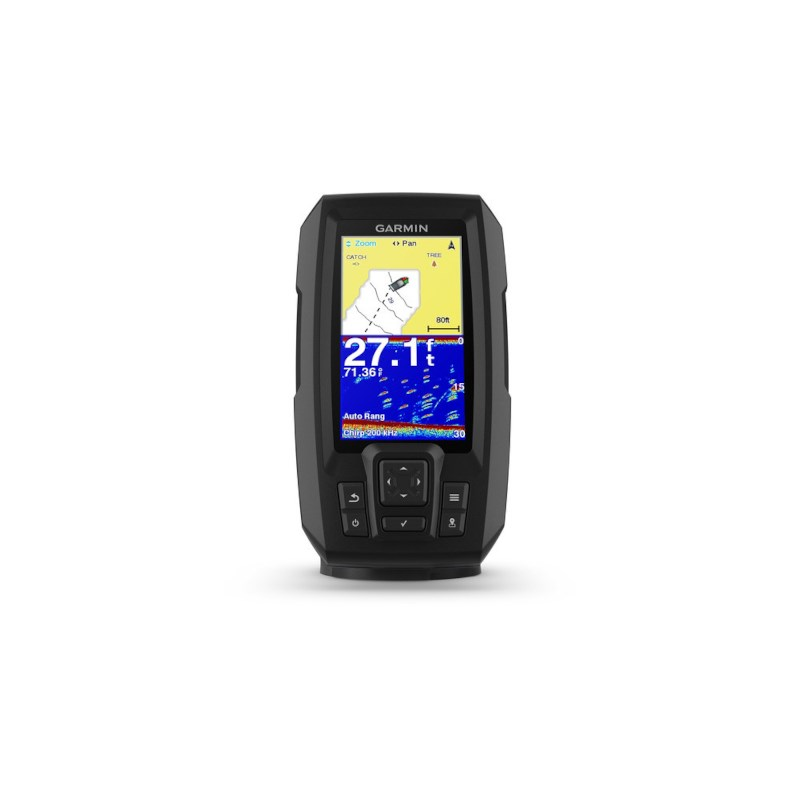 Garmin Striker Plus 4 Worldwide | Fishfinder | Incl.Transducer