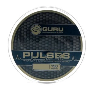 Guru Pulse-8 Braid | Dyneema | 0.08mm | 150m