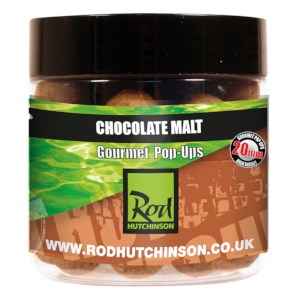 Rod Hutchinson Pop Ups | Chocolate Malt with Regular Sense Appeal | 20mm