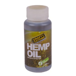 Crafty Catcher Hemp Oil Liquid | 250ml