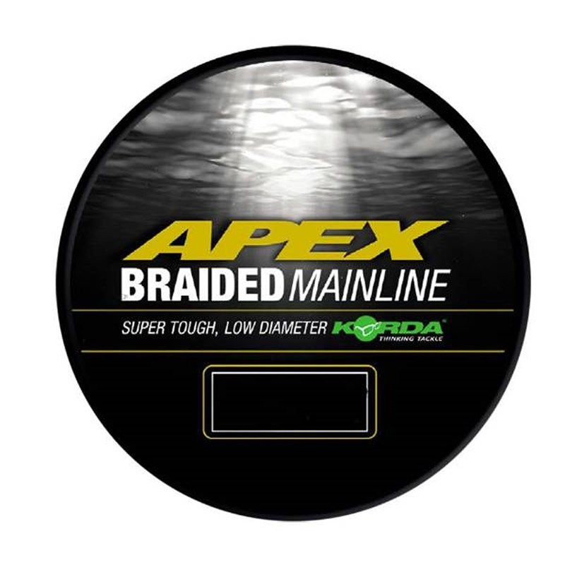 Korda Apex braided Mainline | 0.23mm | 30lb | 450m