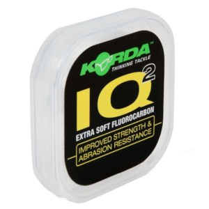 Korda Fluorocarbon IQ The Intelligent Hooklink Extra Soft