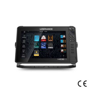 Lowrance HDS-12 LIVE ROW Active Imaging 3-in-1 | Échosondeur