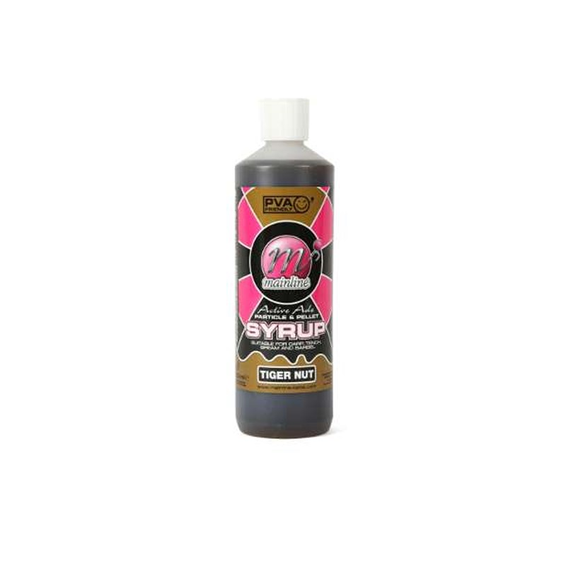 Mainline Particle and Pellet Syrup | Tiger Nut | 500ml