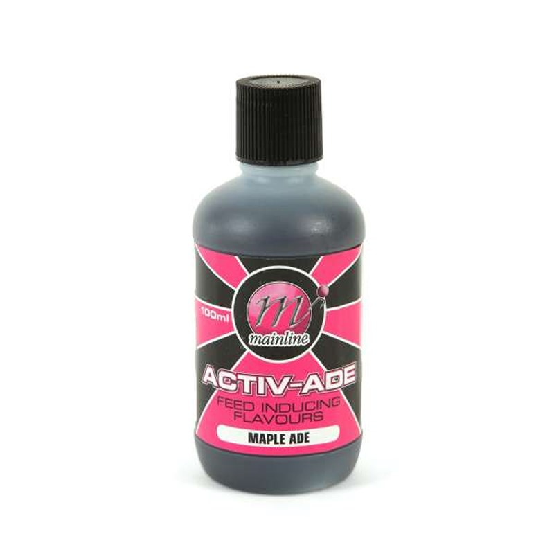 Mainline Activ Ades | Maple Ade | 100ml | Booster