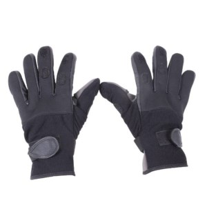 Mulder Neoprene Gloves | Black/Grey | Maat XL