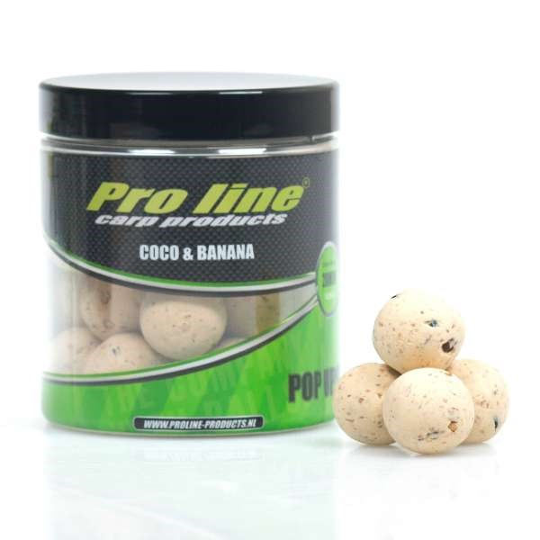 Pro Line Coco Banana | Pop-Up boilie | 15mm 80g