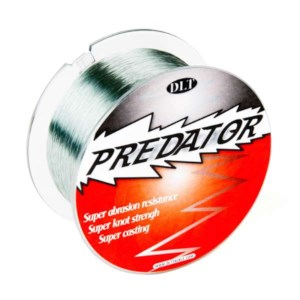 DLT Predator 0.25mm | 400m | Monofilament