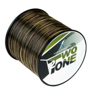 X2 Two Tone 0.35mm | 1000m | Monofilament