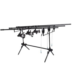 FISH-XPRO Carpset Pro Improve Set | 3-Rod | Karperhengelset