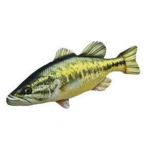 Gaby The Largemouth Bass | Baars | Medium