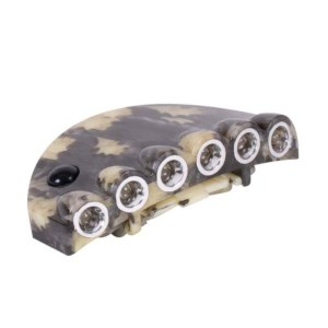 Eurocatch Outdoor Cap Light 6-Led | Čelovka | Camo