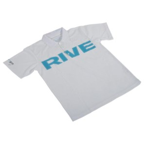 Rive Polo Shirt White | Maat M