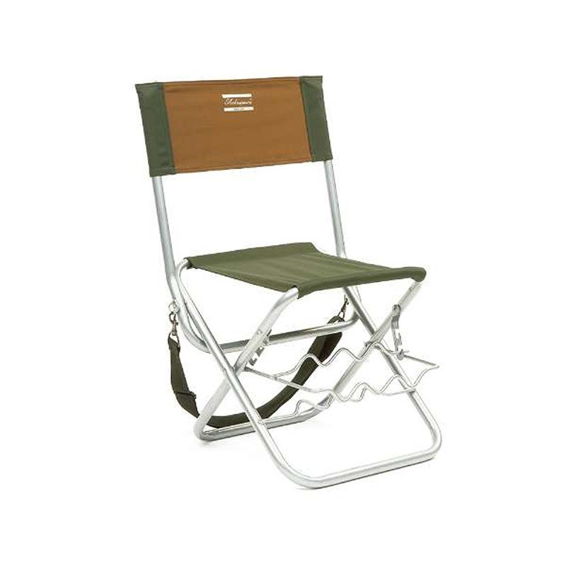 Shakespeare Folding Chair With Rod Rest | Stoel