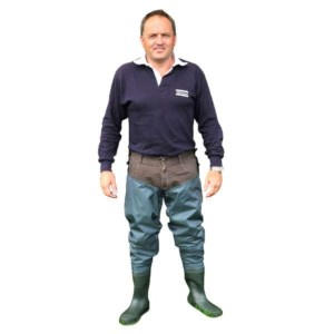 Shakespeare Sigma Nylon Hip Wader | Brodky | Velikost  11