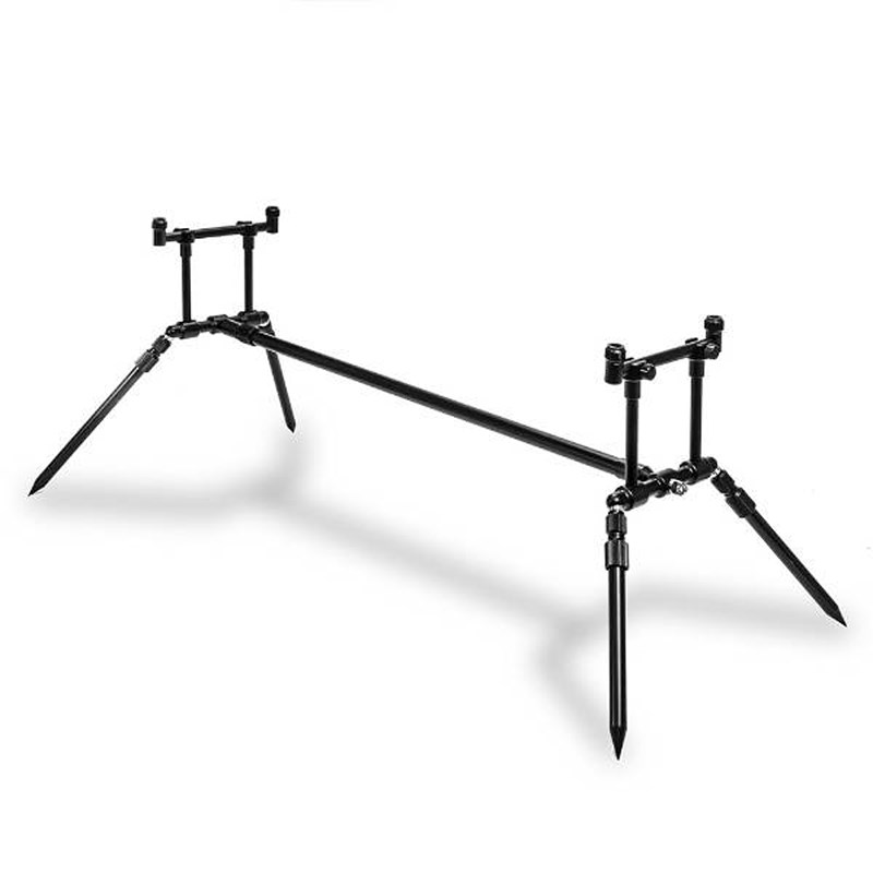 Solar A1 Aluminium Pod Incl. 2-Rod Buzz Bars | Rod Pod