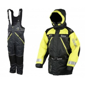 Imax Atlantic Race Floatation Suit | Taille L | Ensemble Veste Et Salopette