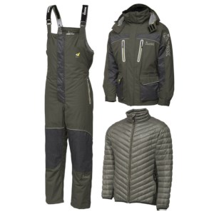 Imax Atlantic Challenge -40 Thermo Suit | Grey | Kombinezon | Roz. XL