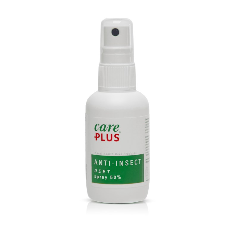 Care Plus Anti-Insect Deet 50% Spray | Repelent | 60ml